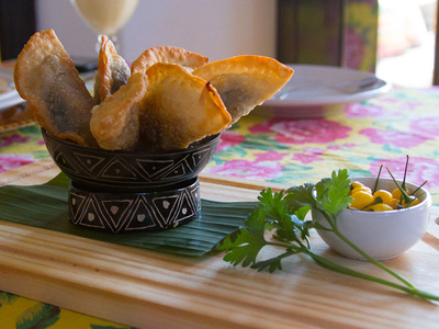 Delicious Meals Santarem Brazil