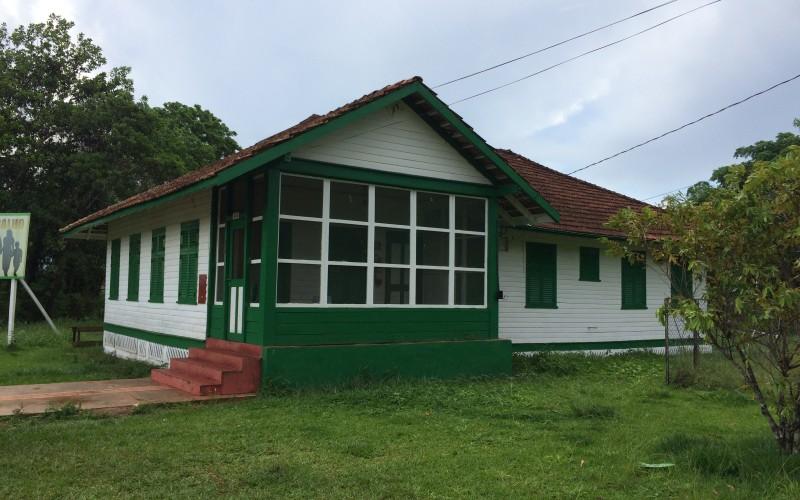 Henry Ford's Belterra Cottage