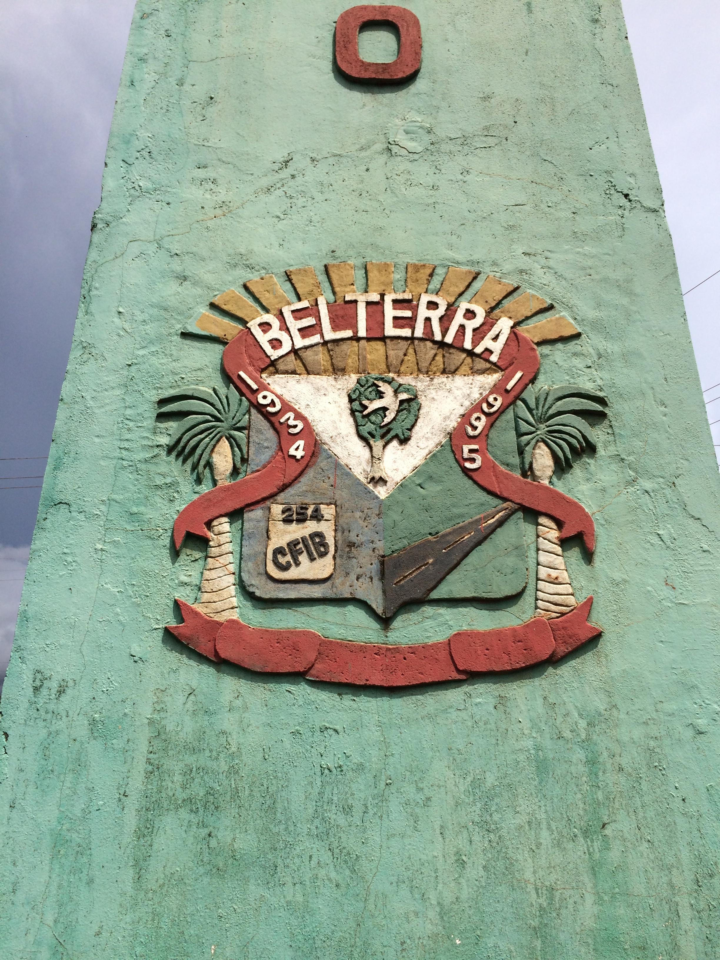Belterra Logo Near Rainforsest Property for Sale