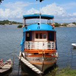 Alter do Chao Excursion Boat