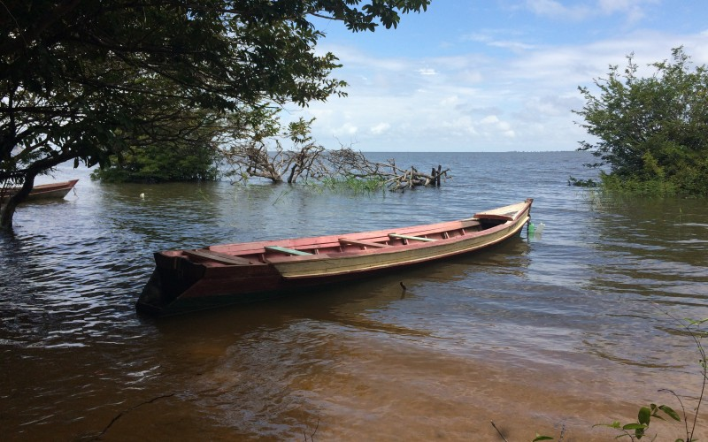 Santarem Fishing Skiff